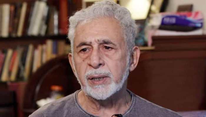 Naseeruddin Shah fine, actor's kin dispels hospitalisation hoax