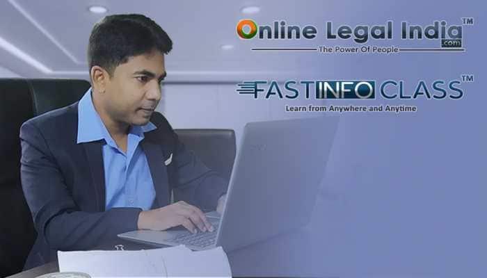 Meet Rajesh Kewat, The Small Town Entrepreneur Behind FastInfoClass & OnlineLegalIndia Success