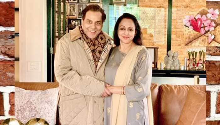 Hema Malini thanks fans on wedding anniversary with Dharmendra
