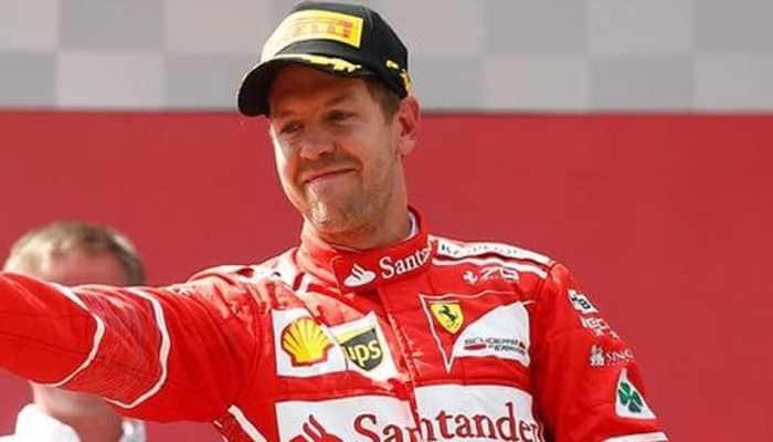Ferrari's Sebastian Vettel makes esports debut in Legends Trophy