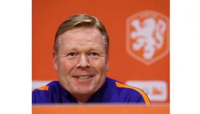 Dutch football coach Ronald Koeman hospitalised with heart problem