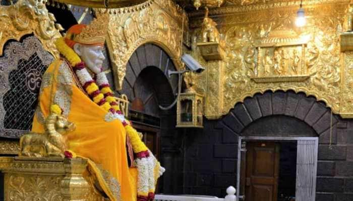 Shirdi Sai Baba Mandir Trust incurs loss of Rs 1.58 crores daily due to coronavirus COVID-19 lockdown