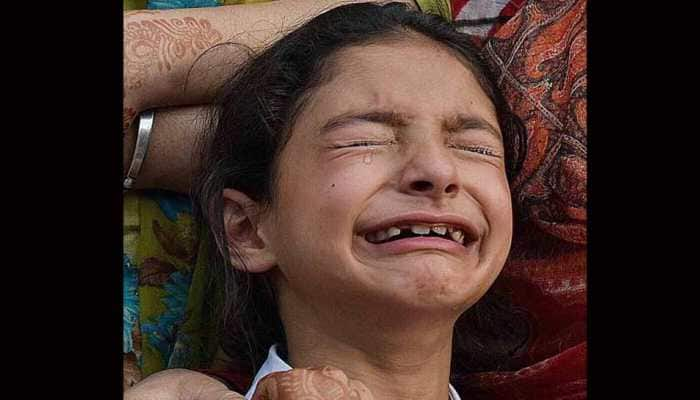 J&K top cop slams Pulitzer winners, tweets picture of grieving daughter of martyred police officer