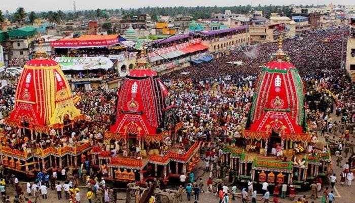 Puri Rath Yatra: MHA says Odisha govt to decide on chariot construction amid COVID-19 lockdown