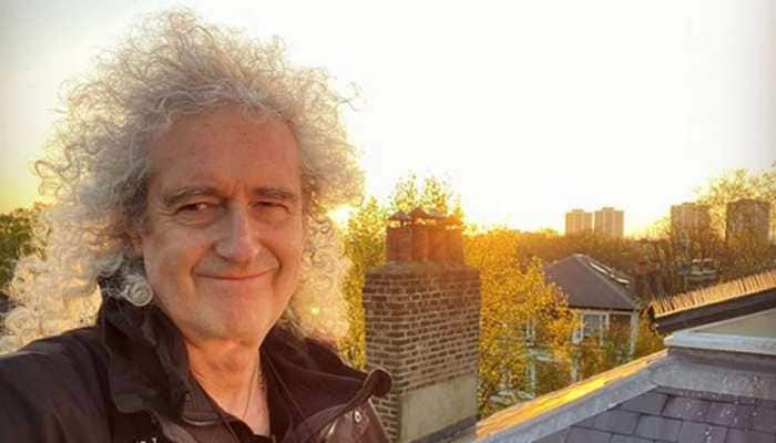 Rock band Queen's lead guitarist Brian May hospitalised