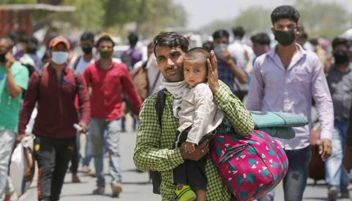 Stranded migrant workers in Haryana to be sent to their home states within 7 days, state govt to bear all expenses