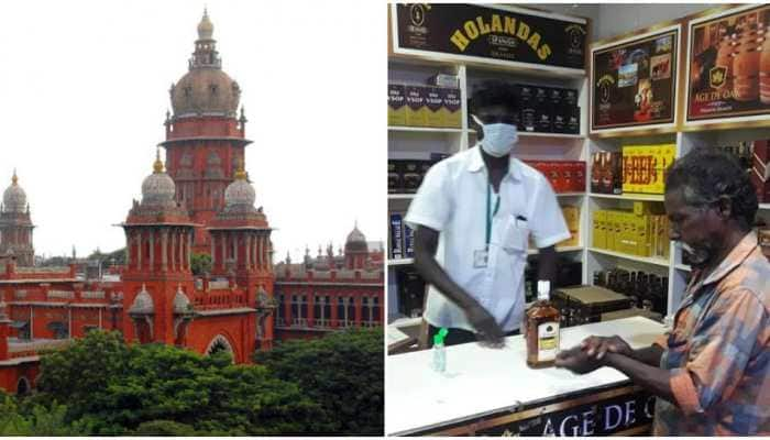 Madras High Court orders closure of TASMAC liquor outlets in Tamil Nadu, permits online sale
