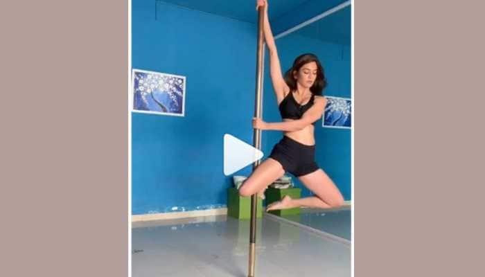 Housefull 4 actress Kriti Kharbanda slays in her throwback pole dancing video - Watch