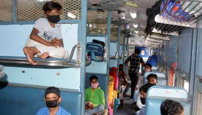 Indian Railways operates 283 'shramik special' trains till May 9 amid coronavirus COVID-19 lockdown