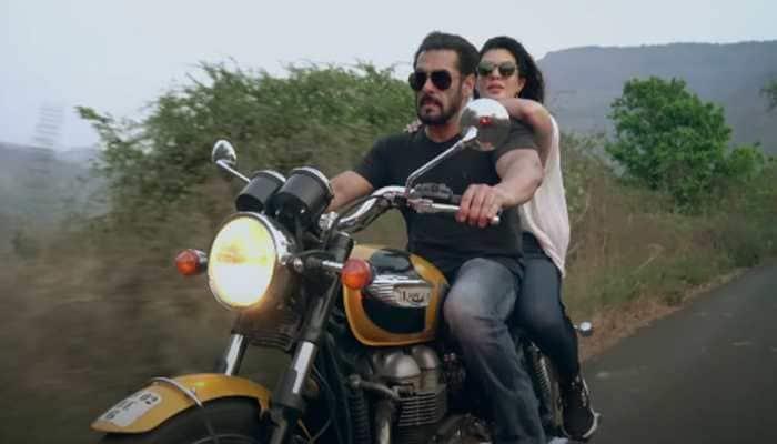 Bollywood News: Salman Khan-Jacqueline Fernandez's soulful romantic song 'Tere Bina' out - Watch