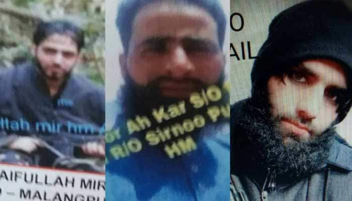 After killing Hizbul commander Riyaz Naikoo, Indian Army hunting for top ten terrorists active in Kashmir