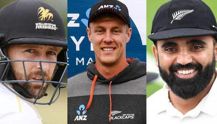 Kyle Jamieson, Ajaz Patel, Devon Conway earn maiden New Zealand contracts