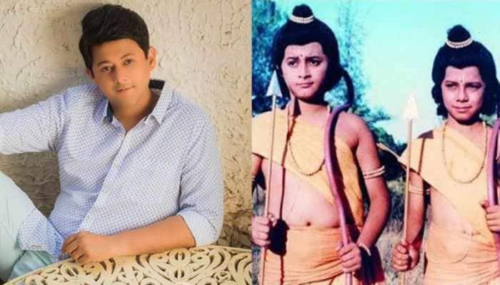 Uttar Ramayan's Kush and Shri Krishna actor Swwapnil Joshi's kids refuse to recognise him in epic shows!