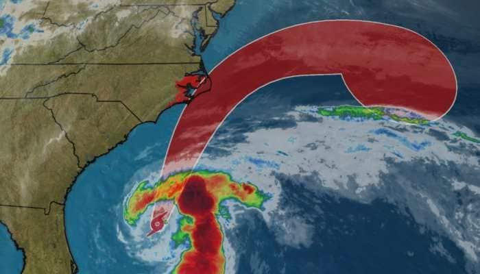 Tropical Storm 'Arthur' forms before start of the official Atlantic hurricane season