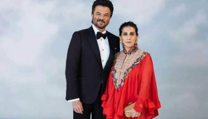 Peek-a-boo into Anil Kapoor and wife Sunita's love story as they celebrate 36th wedding anniversary