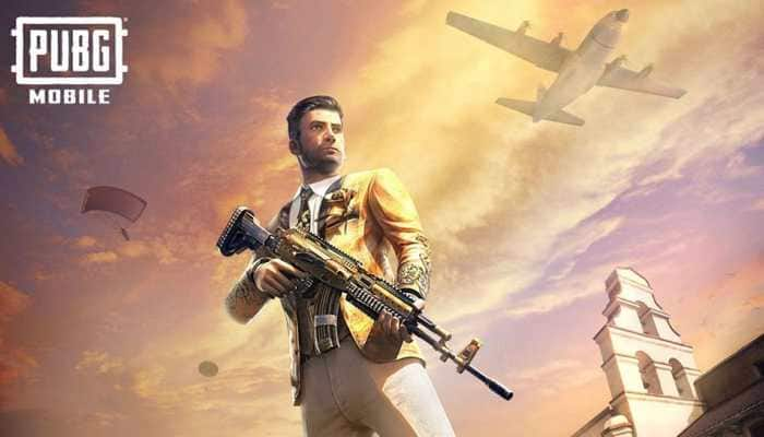 PUBG Mobile rolls out Golden Trigger set for its players