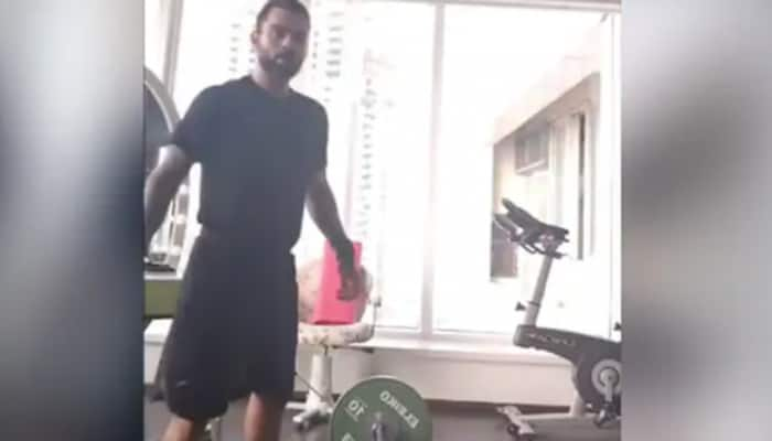 Watch - Virat Kohli shares video doing weightlifting, leaves AB De Villiers in awe