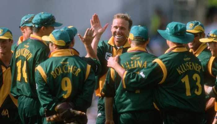 On this day in 1999, South Africa thrashed England in ICC World Cup clash