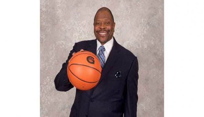 NBA great Patrick Ewing tests positive for coronavirus