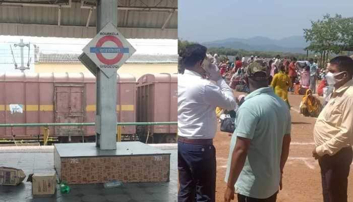 Railways left red faced as Gorakhpur-bound Shramik train reaches Rourkela