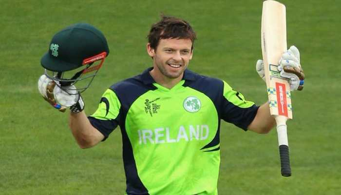 On this day in 2018, Ireland's Ed Joyce announced his retirement from cricket