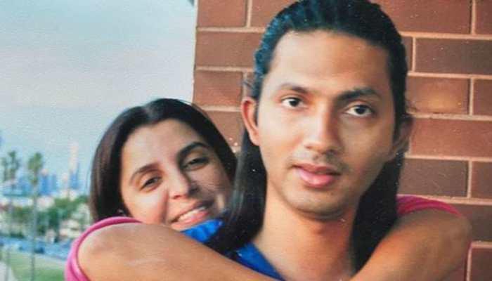Bollywood news: Farah Khan posts funny birthday wish for 'ok husband' Shirish Kunder