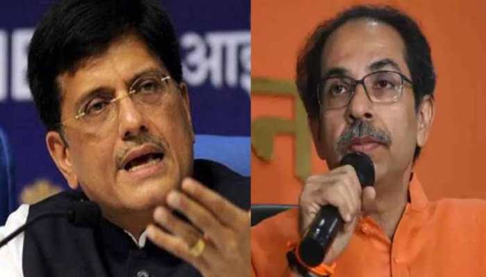 Piyush Goyal, Uddhav Thackeray engage in war of words over Shramik trains allotted to Maharashtra