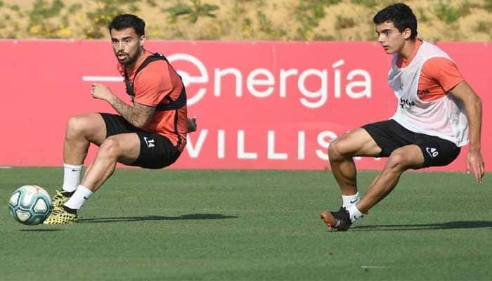 Sevilla players warned by La Liga chief after flouting lockdown rules