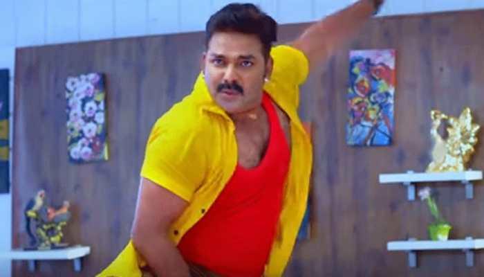 Pawan Singh's new Bhojpuri song 'Matha Bhi Piunga Fook Ke' creates a storm online