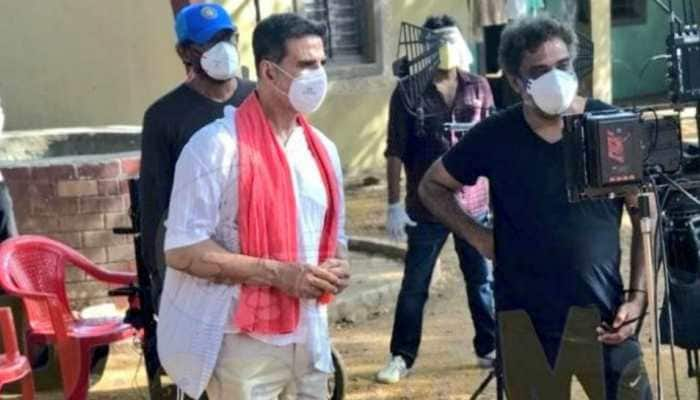 Akshay Kumar shoots for a cause in Mumbai after taking permission from authorities amid lockdown