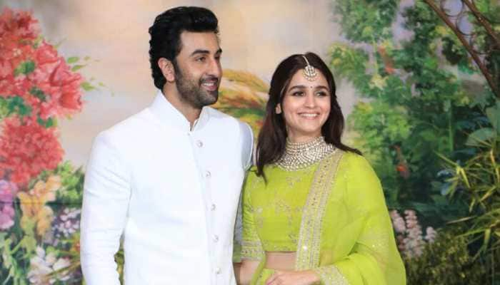 Entertainment News: Ranbir Kapoor, Alia Bhatt's unseen dance rehearsal pics from Armaan Jain's wedding hit internet!