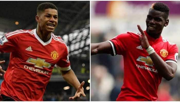 Paul Pogba, Marcus Rashford fit now, available when English Premier League restarts: Ole Solskjaer