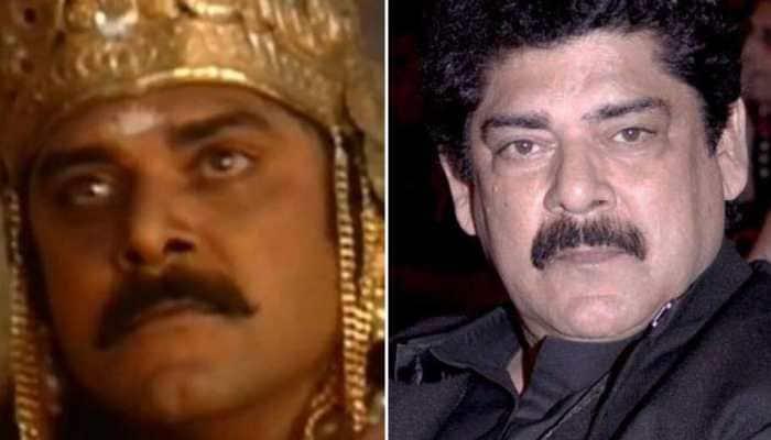Trending: Mahabharat's 'Karna' aka Pankaj Dheer shares trivia about epic show