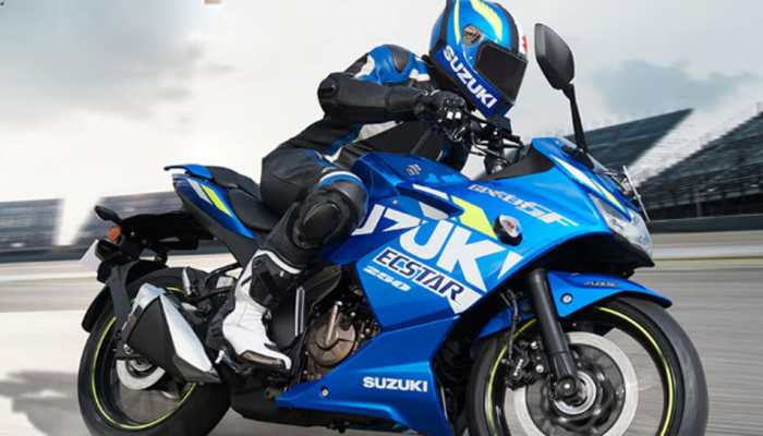 Suzuki Motorcycle launches BS6 compliant GIXXER SF 250 and GIXXER 250 in India