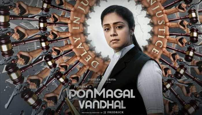Ponmagal Vandhal's audience review: South actress Jyothika's courtroom drama releases on Amazon Prime