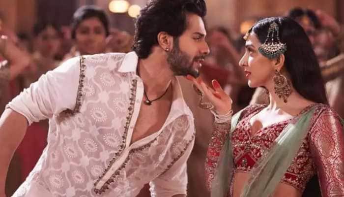 Bollywood News: Kiara Advani-Varun Dhawan's real chemistry in this 'blooper' dance rehearsal video is priceless - Watch