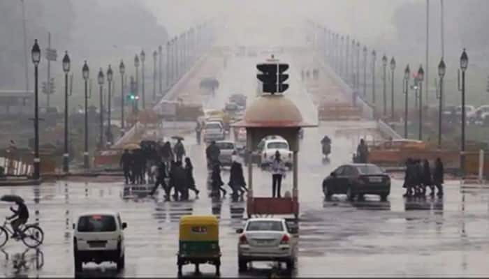 IMD forecasts favourable conditions for Southwest Monsoon as rain lashes Delhi-NCR