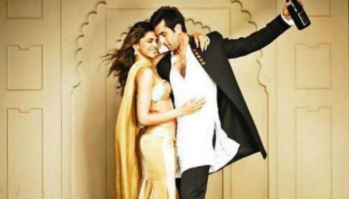 Bollywood news: Deepika Padukone shares pics from 'first look' test with Ranbir Kapoor for 'Yeh Jawaani Hai Deewani'