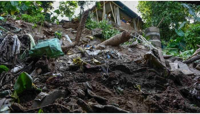 Landslides in Cachar, Hailakandi, Karimganj districts of Assam kill 20