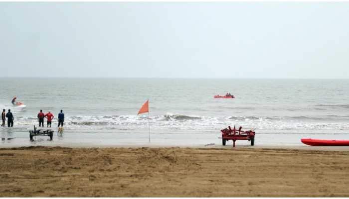 Movement banned along Mumbai coastline in wake of Cyclone Nisarga