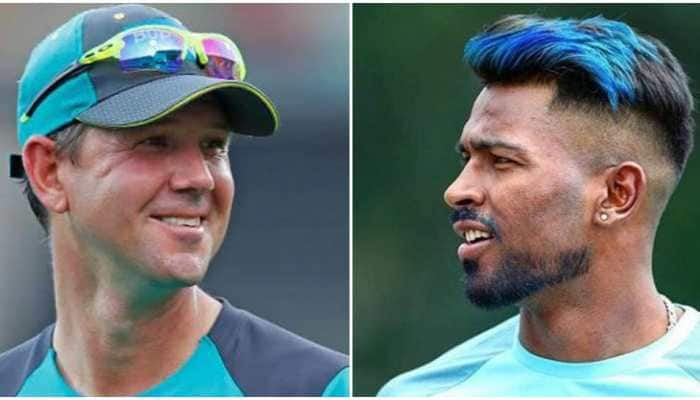 Hardik Pandya calls Ricky Ponting 'father-figure', says he helped him grow during toughest phase