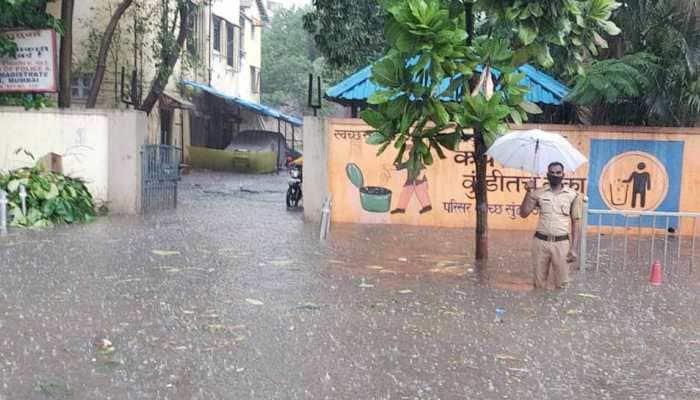 Day after cyclone Nisarga, rains lash Mumbai; waterlogging in several areas