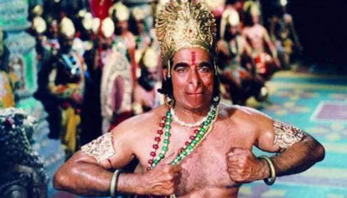 Ramayan's 'Lanka Dahan' was one of most challenging scenes done by dad Dara Singh, recalls Vindu Dara Singh