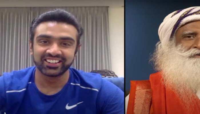 When Ravichandran Ashwin, Sadhguru caught up on 'Cricket, Corona and Cauvery'