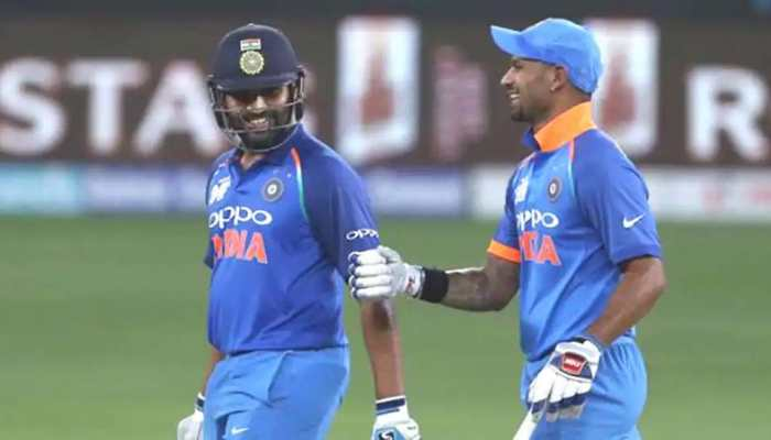 Rohit Sharma shares funny incident of Shikhar Dhawan singing during a match