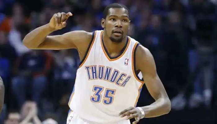 Kevin Durant rules himself out for rest of NBA season
