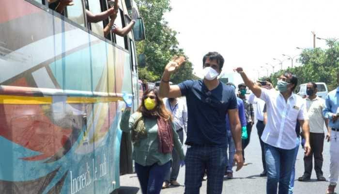 Will always be grateful to you: Uttarakhand CM thanks Sonu Sood for sending back migrants