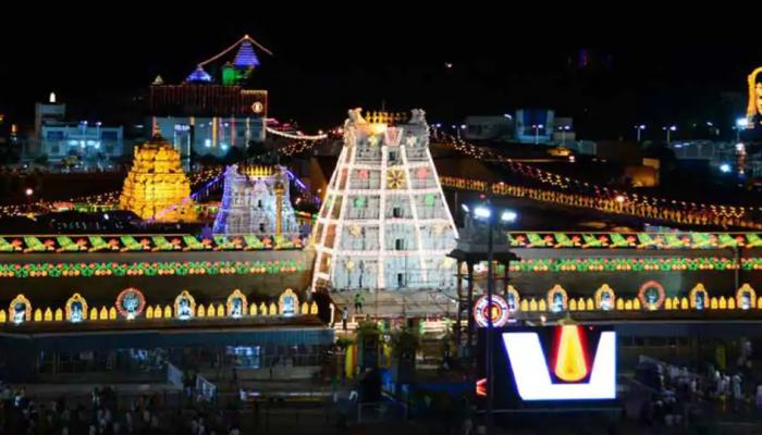 Venkateshwara temple at Tirumala to reopen on June 8, TTD issues guidelines