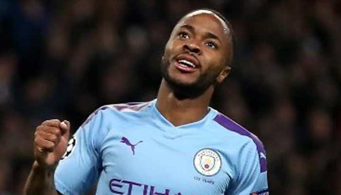 Manchester City's Raheem Sterling backs anti-racism protests