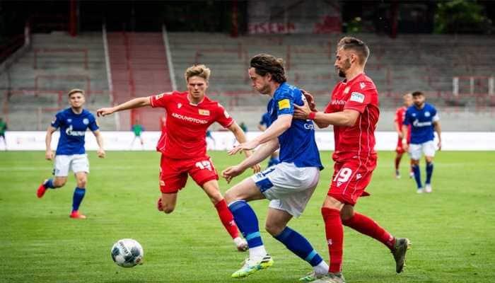 Bundesliga: Schalke draw at Union Berlin to stretch winless run to 12 games